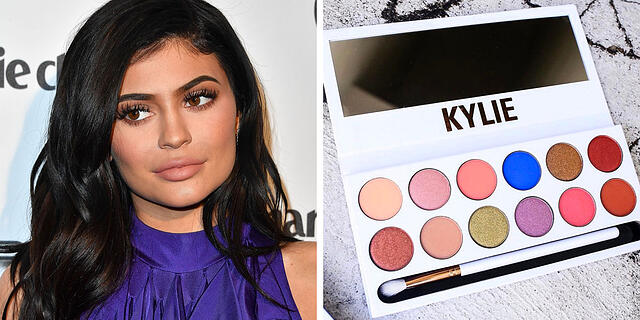 chủ shop Kylie am hiểu mỹ phẩm