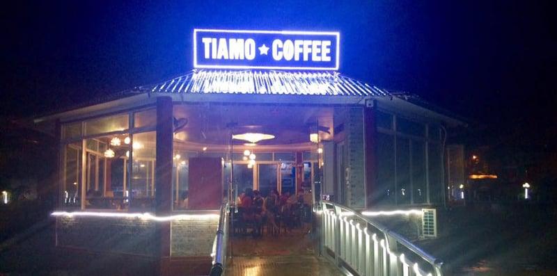 Tiamo Coffee buoi toi