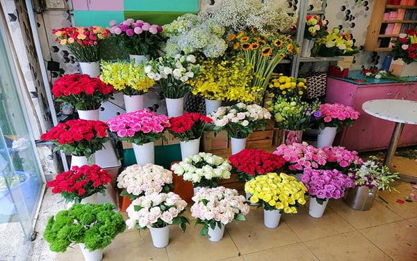 ý tưởng kinh doanh hoa ngày phụ nữ Việt Nam