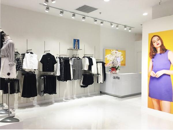 cửa hàng thời trang Dottie