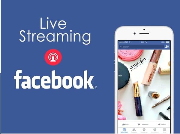 live streaming bán hàng online