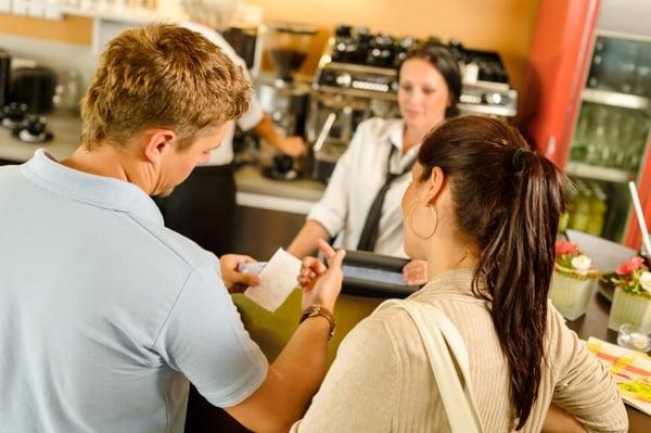 thanh toán sai làm khách hàng khó chịu