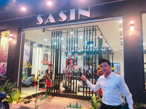 mì cay Sasin của diễn viên Quốc Trường