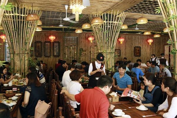 khách hàng cũ mang lại nhiều tiền hơn cho nhà hàng