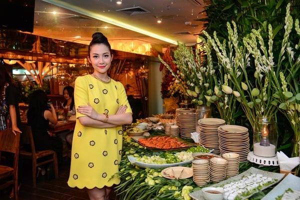 Nhà hàng Gạo của Linh Nga