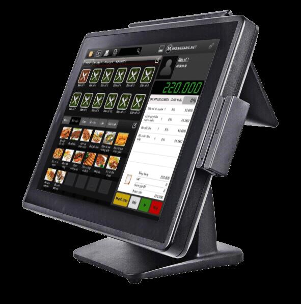màn hình cảm ứng bán hàng