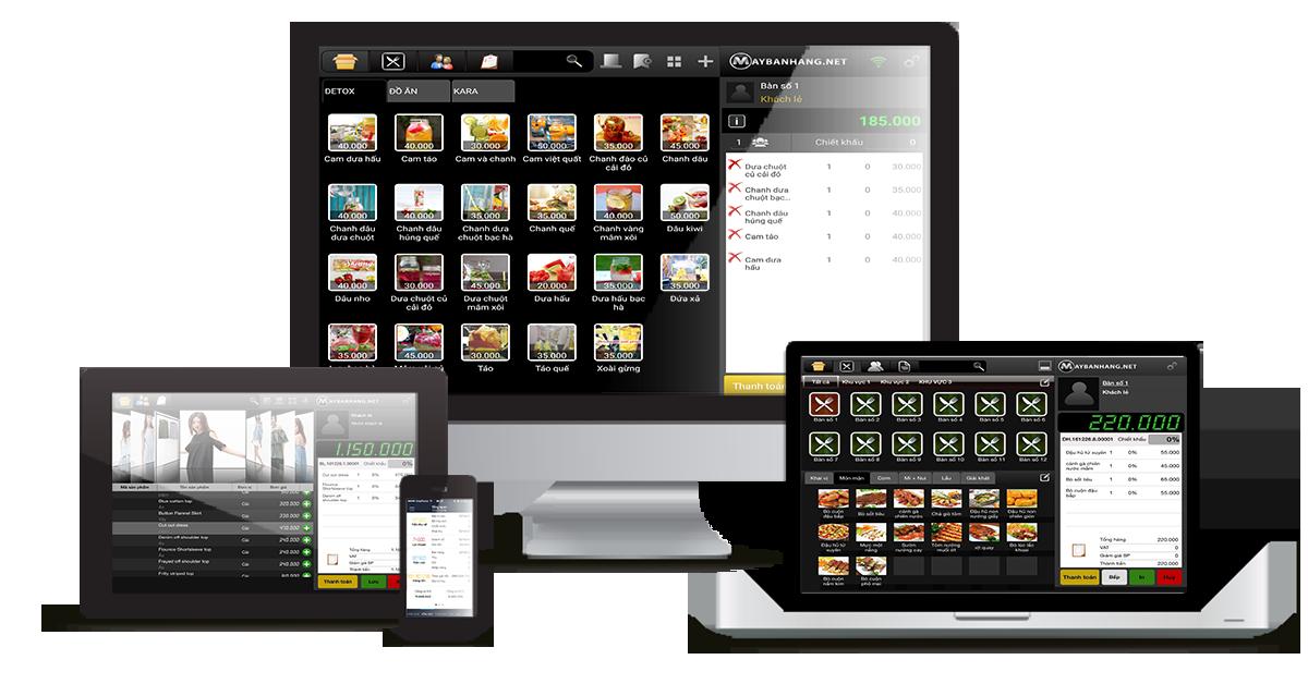 phần mềm quản lý bán hàng trong siêu thj
