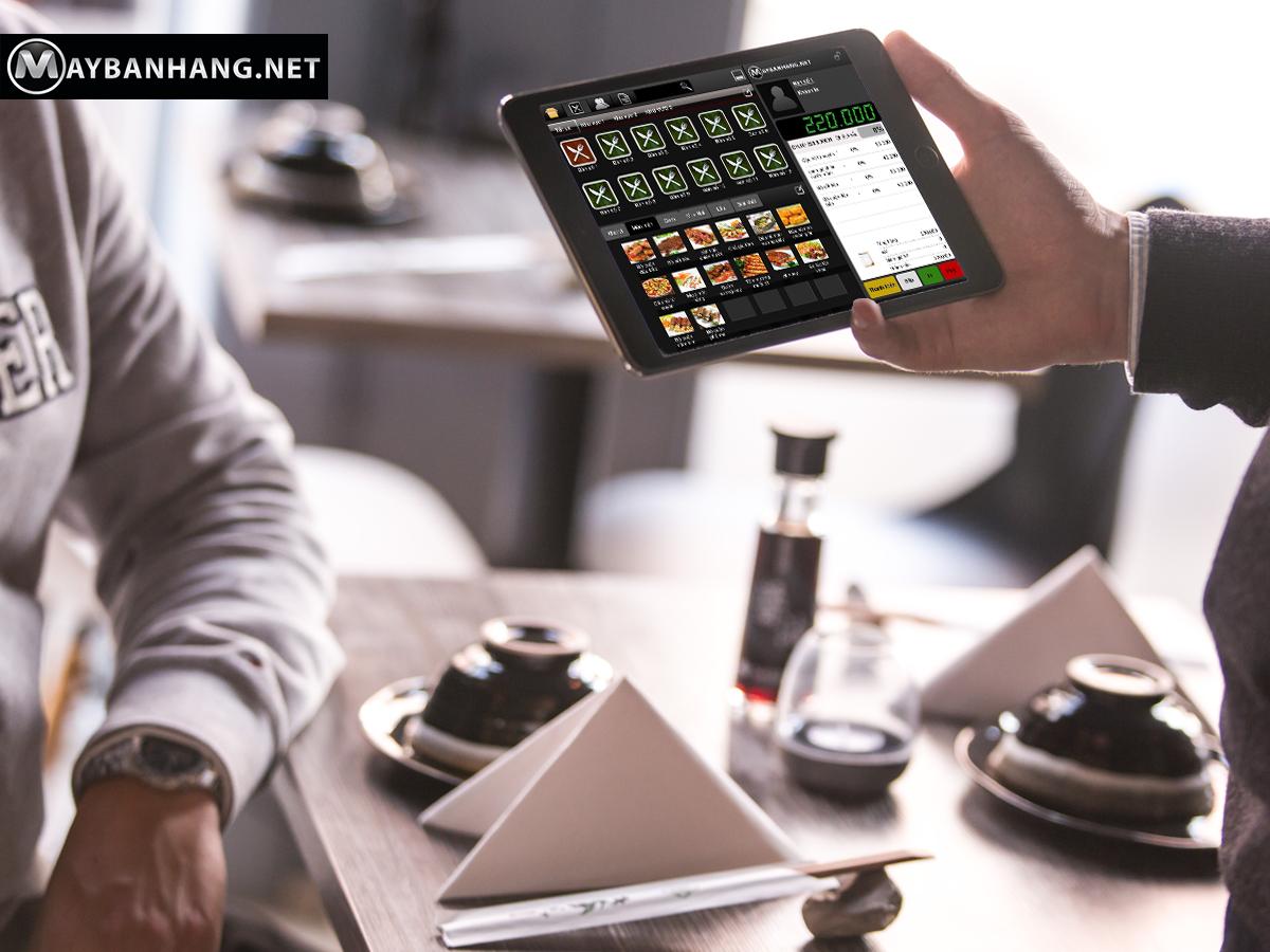 phần mềm quản lý quán cafe giúp tính tiền nhanh