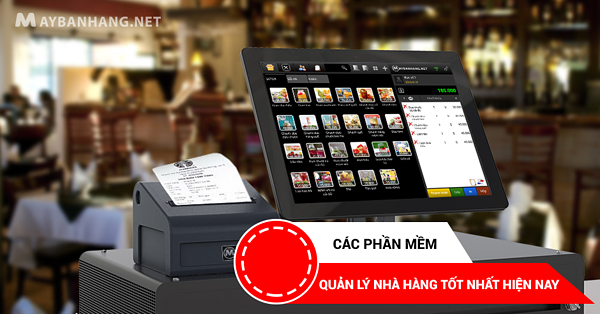 phần mềm cho nhà hàng