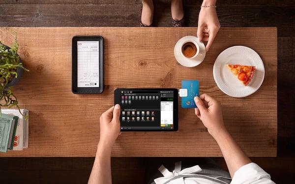 Phần mềm quản lý bán hàng cho quán cafe trên máy tính bảng