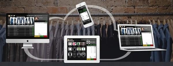 Hầu hết các phần mềm quản lý cửa hàng hiện nay đều đã có thể đồng bộ hoá dữ liệu lên máy chủ trực tuyến