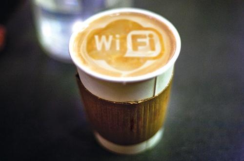 Wifi free không có password đang là một xu hướng đấy