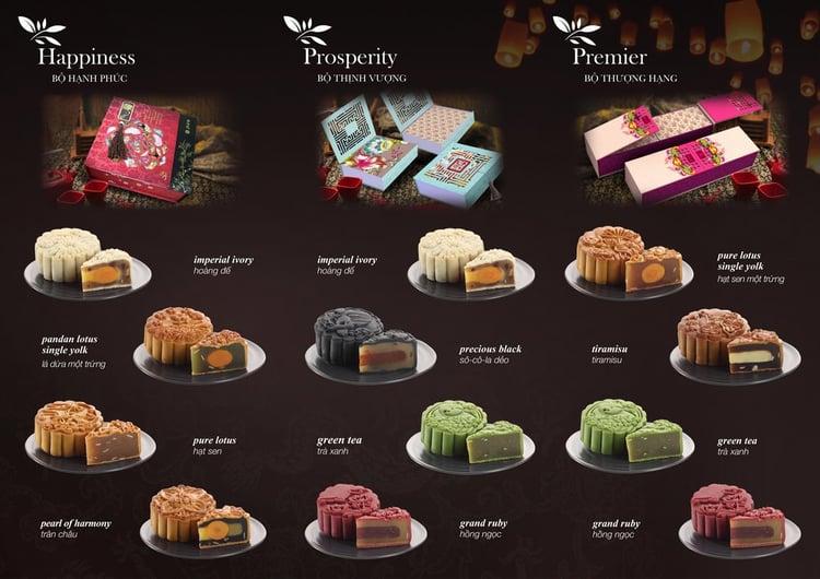 Nhập khẩu bánh trung thu từ Malaysia