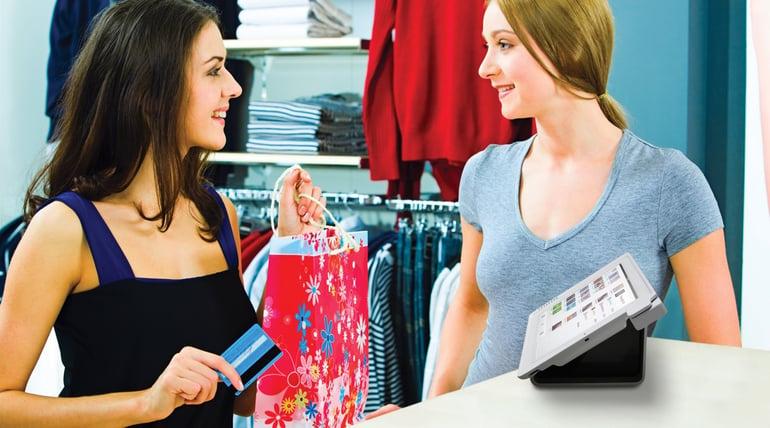 Tích điểm cho khách hàng bằng thẻ