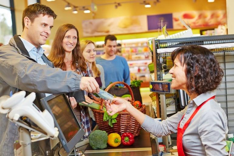 Thu tiền của khách hàng