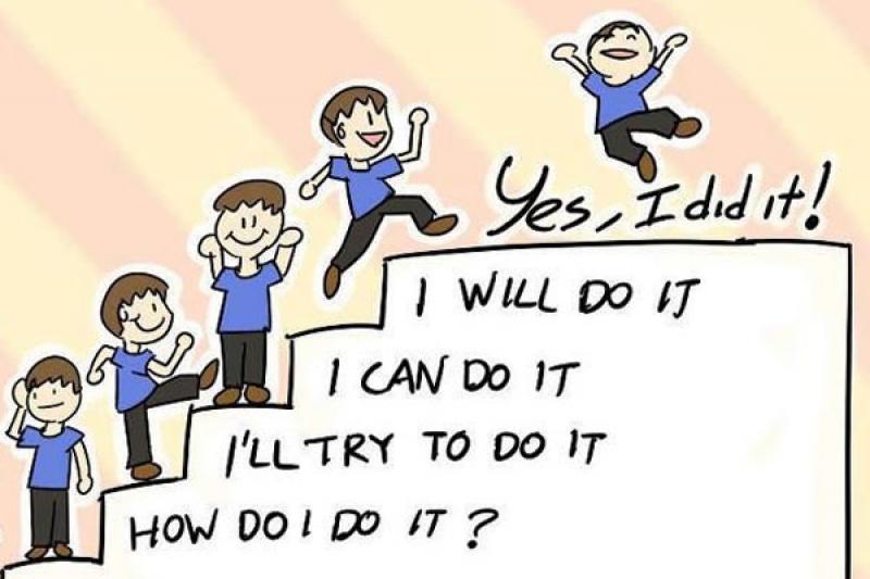 Kiên trì theo đuổi ước mơ kinh doanh của mình