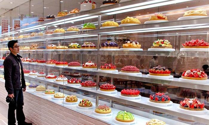 Bí quyết kinh doanh bánh ngọt hiệu quả