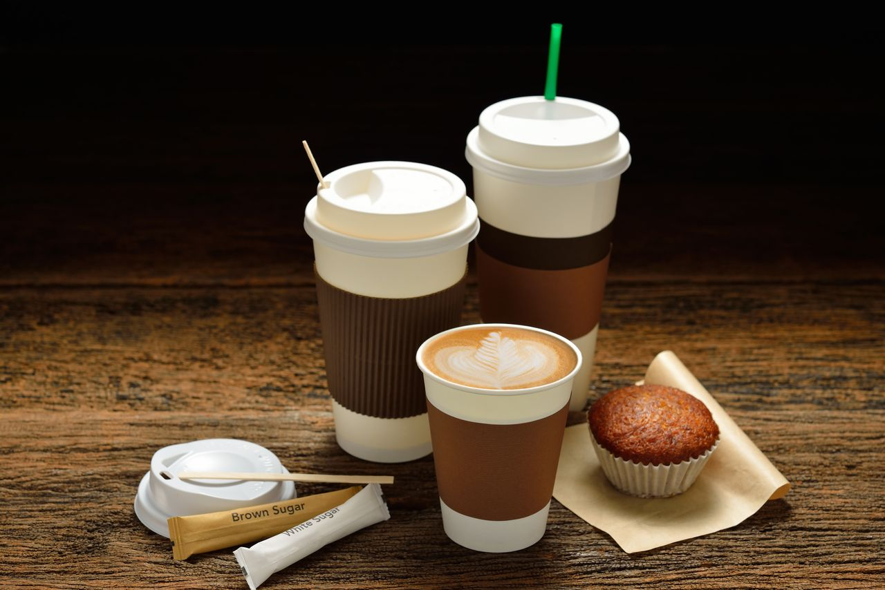 Kinh doanh cafe take-away