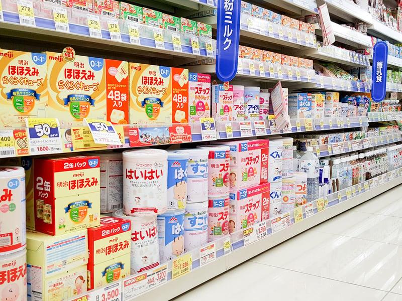 Chọn mua hàng thực phẩm có xuất xứ Nhật Bản