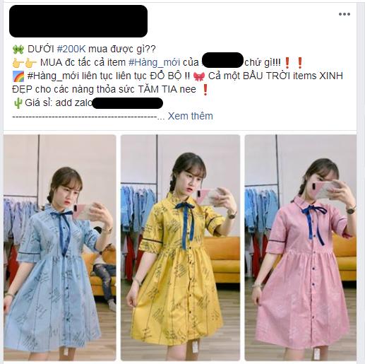Đăng bài bán hàng trên facebook