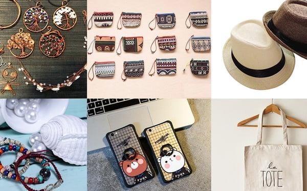 Kinh doanh phụ kiện, thời trang