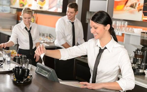 Giao diện phần mềm quản lý nhà hàng