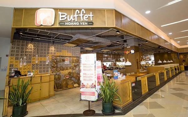 Buffet Hoàng Yến
