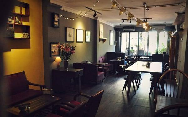 Ước tính chi phí mở quán cafe acoustic