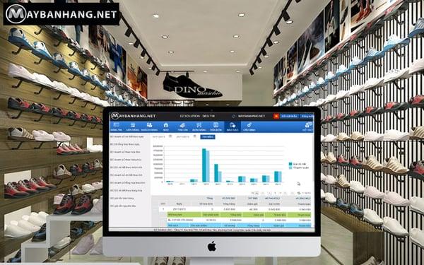 Áp dụng phần mềm quản lý bán hàng
