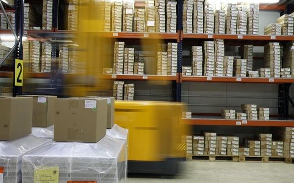 Quản lý sản phẩm, đơn hàng, hàng tồn kho