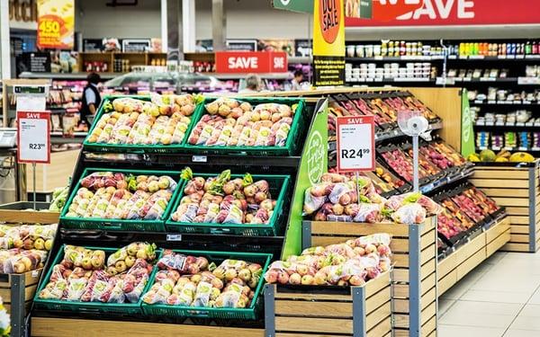 Ánh sáng siêu thị