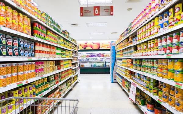 Mua sắm tại siêu thị