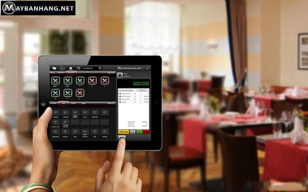 ứng dụng phần mềm quản lý nhà hàng