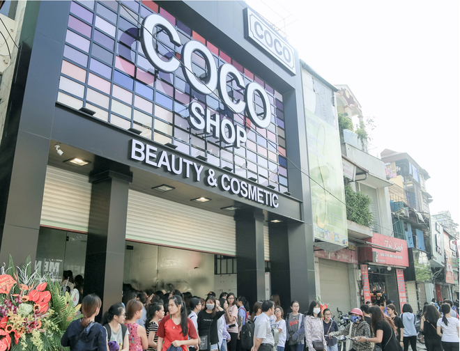 shop mỹ phẩm Cocoshop